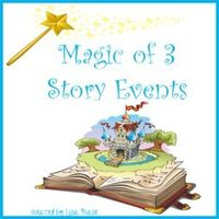 Three events is the magic number in short stories. This five page writing activity gives students the opportunity to study and analyze the events in a selected picture book, then plan and write out their own three story events. Each event is written on a ...