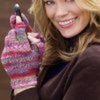 These Colorful Texting Gloves make operating your phone or MP3 player easy during the cold winter months. These thin fingerless gloves make great gifts for teen