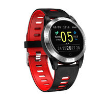 XANES® AK19S 1.3'' Color Touch Screen IP68 Waterproof Smart Watch Heart Rate Monitor Stopwatch Countdown Fitness Sports Bracelet