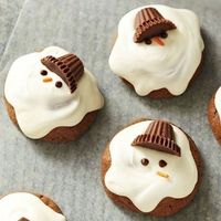"""Check out """"melted snowman cookies! ...mmm"""" Decalz"""