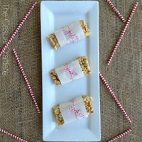 If you love peanuts and PayDay candy bars , you will want to write this recipe down! These bars are so easy to make and with just a few ingredients. They are a perfect salty sweet snack and great for game day parties. This is a very unique and tast