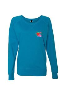 Sweet Ladies Slouchy Pullover $40