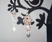 "Silver clay jewellery �€"" This Art of Mine Silver clay jewellery 100.00 Saturday 24th January 10am-3pm Learn how to make your own unique solid silver jewellery using a special silver clay produced in Japan. Once fired the clay turns into 99.9&#..."