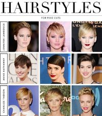 Gorgeous (and seriously simple) hairstyles for pixie cuts