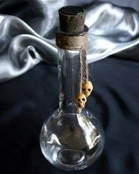 Potion Voodoo Bottle Halloween Decor | Shop entertainment | Kaboodle