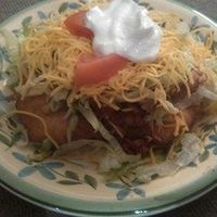 Indian Tacos with Yeast Fry Bread - Allrecipes.com