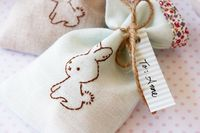 DIY Wee Brown Bunny Treat Bags | eHow Crafts | eHow
