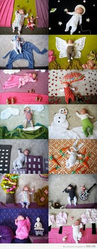 #Baby photography ideas