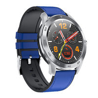 DT98 1.3 inch Full Round Touch Screen bluetooth Call ECG Heart Rate Sleep Monitor Multi-sport Smart Watch