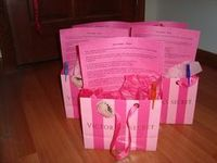 Bachlorette Scavenger Hunt. Hilarious.. great idea, might have to do this on our night out;)