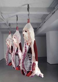 Tamara Kostianovsky was born in Jerusalem, Israel, in 1974 and grew up in Buenos Aires, Argentina. Her installations and sculptures confront the viewers with the real and grotesque nature of violence, offering a context to reflect on the vulnerability of ...