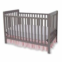 Delta Children's Products Waves 3-in-1 Fixed-Side Crib (Your Choice of Finish), $129