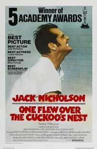 One Flew Over The Cuckoos Nest - I love Jack!