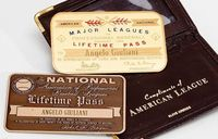 These 12 guys and a few lucky others know that the Amex Black card is nothing in comparison to baseball's golden ticket.