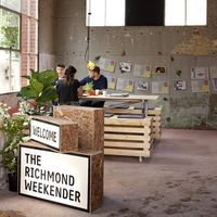 The Richmond Weekender by Right Angle and Foolscap - Dezeen !