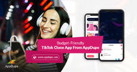 Upcoming entrepreneur looking for a venture in a package? AppDupe can help you in creating the best TikTok Clone app script. An array of features and extensive customization to integrate from.  https://www.appdupe.com/tik-tok-dubsmash-musically-clone