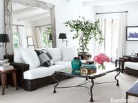 White Los Angeles House - House Beautiful
