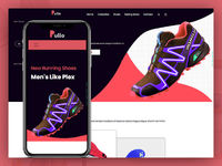 Pullo - Shoes Shop Html Template is free bootstrap eCommerce template ideal for Shoes business website. It's a modern layout with function & suits any of your shop.