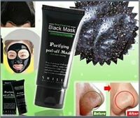 Black Deep Cleansing Purifying Blackhead Pore Removal Peel-off Facial Mask (Size: 2, Color: Black) $4.00