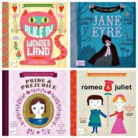 baby literature board books - we have Romeo and Juliet and it is awesome