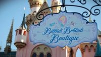 Disneyland's Bibbidi Bobbidi Boutique - At this unique beauty boutique in Sleeping Beauty Courtyard, girls can be transformed into little princesses! (and boys into knights!)