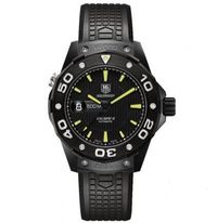 "Men's Diving Watch Review �€"" TAG Heuer Aquaracer WAJ2180.FT6015"