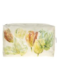 Spring Tulip Buttermilk Large Toiletry Bag by Designers Guild $40.00
