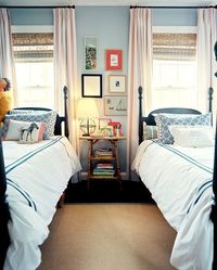 Ideas for decorating a boys room in a small apartment from The Sweetest Occasion