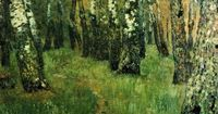 Russian Landscape Painter Isaak Levitan (1860-1900) ~ Blog of an Art Admirer. I am in love with these glorious paintings