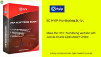 Low budget HYIP Lister Script in Just $149 for building an online business. All you got to do is just visit the website and Get the Script and start creating the HYIP Monitoring Websites with ease. Buy Now!