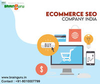 eCommerce SEO Company India  Need SEO for an eCommerce site? Brainguru top-rated SEO agency offers the best eCommerce SEO services in India and assures growth in traffic, leads, and sales. https://brainguru.in/services/ecommerce-seo-services.html