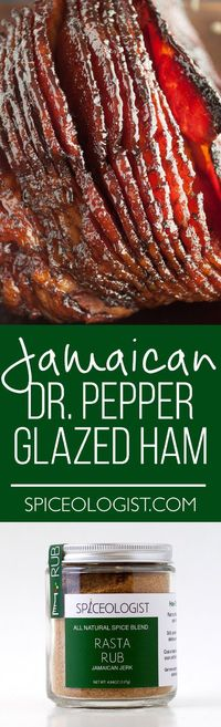Easter is almost here and if you're still looking for a ham recipe that will knock everyones socks off, then look no further. This Jamaican...
