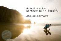 Travel Quotes | Looking for inspiration? Check out this list of the best inspiring adventure quotes. #quotes #travelquotes #adventurequotes
