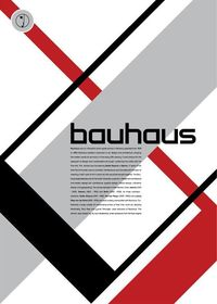 Written by Guest Blogger Margherita Visentini Andreas Xenoulis has designed wonderful posters as a peculiar tribute to the Bauhaus: he's created this work inspi