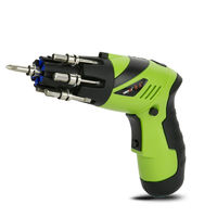 4.8V Rechargeable Cordless Electric Screwdriver Handheld Electric Drill Household Repair Tool