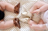 Freshly Picked mocs! adorable!