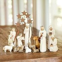 Willow Tree Nativity Set
