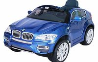 Epic Blue Kids BMW X6 Licensed 12v Electric / Battery Ride on Car / Jeep No description (Barcode EAN = 5060222749618). http://www.comparestoreprices.co.uk/electric-cars-&-other-vehicles/epic-blue-kids-bmw-x6-licensed-12v-electric--battery-ride...
