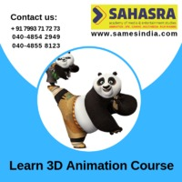 Learn 3D Animation Courses