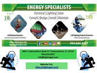 Commercial Solar Lighting Services for industrial use contact Lighting of Tomorrow services.They provide best quality product on cheap price.