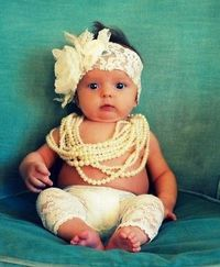 I will have a picture like this of my baby girl one day <3