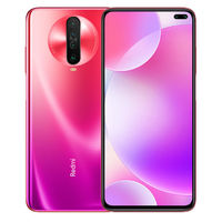 Xiaomi Redmi K30 CN 4G Version 6.67 inch 120Hz Fluid Display 6GB 64GB 64MP Quad Rear Cameras 4500mAh 27W Fast Charge NFC Snapdragon 730G Octa core 4G Smartphone