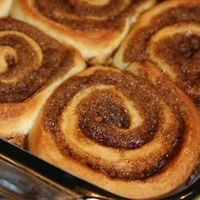 """Ninety Minute Cinnamon Rolls 