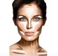 Learn how to use makeup to contour your face