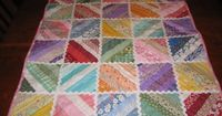 from stashbusters group. love the string quilt with ric rac. must do this one too! hahaha! SO PRETTY
