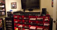Ultimate Video Games Station! Can you name them all?
