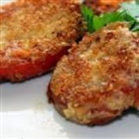 Best Fried Green Tomatoes Recipe http://allrecipes.com/recipe/best-fried-green-tomatoes/