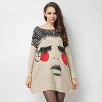 Clothes Long Sleeve Fashionably styled Pullover Sweater $28.99