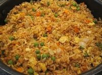 Easy Chicken Fried Rice Recipe | Just A Pinch Recipes
