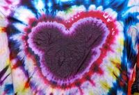 Detailed instructions on how to make your very own Mickey tie dye shirt